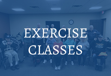 Exercise Classes Gallery