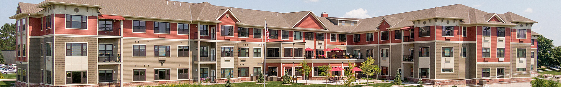 Senior Living communities and options